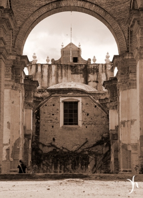 Ruins at Antigua